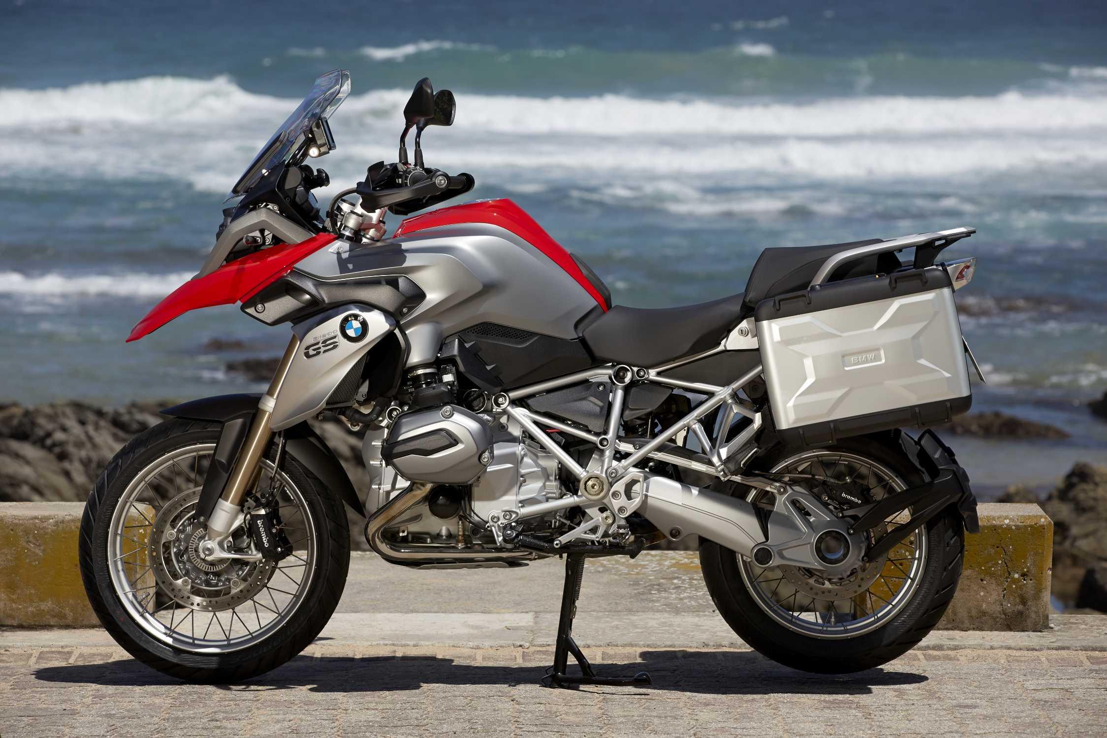 Мотоцикл BMW R 1200 GS - Avto-Russia.ru
