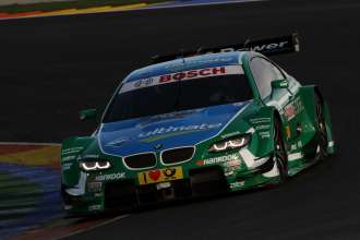 Valencia (ES) 22th January 2013. BMW Motorsport, Andy Priaulx (GB) on Agusto Farfus Castrol Edge BMW M3 DTM. This image is copyright free for editorial use © BMW AG (01/2013).