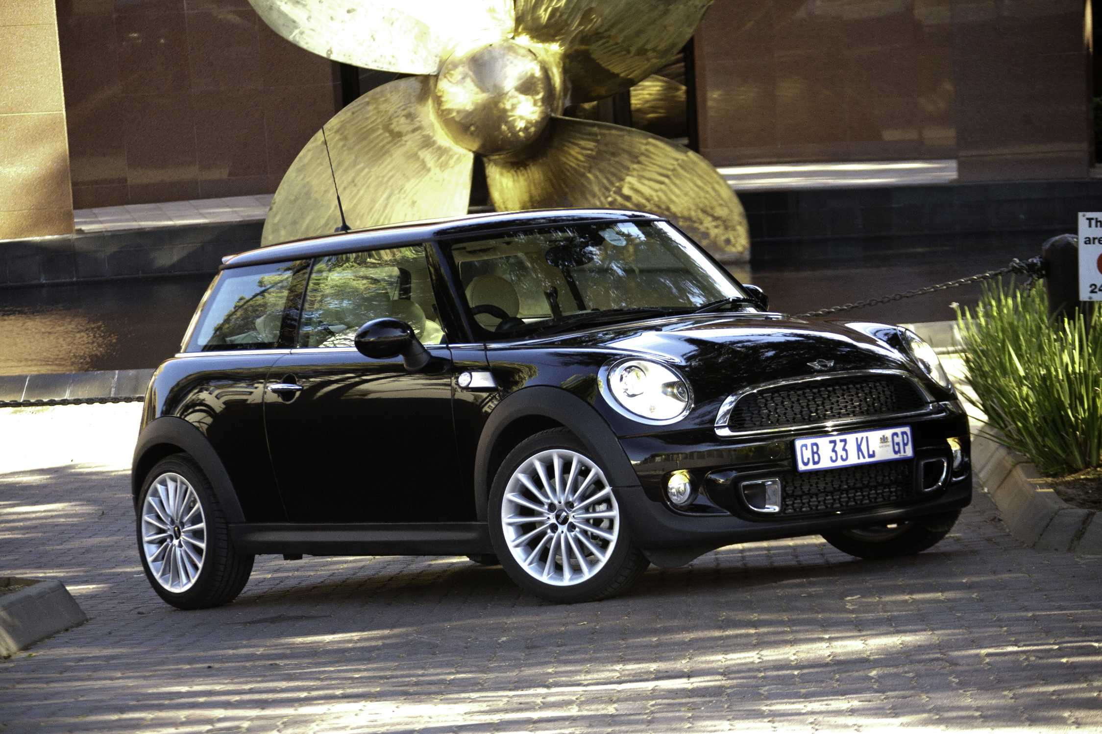 Mini inspired by goodwood now available in south africa for South motors bmw mini