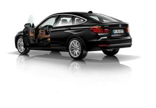 The new BMW 3 Series Gran Turismo – Luxury Line. (02/2013)