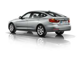 The new BMW 3 Series Gran Turismo - Basic model. (02/2013)
