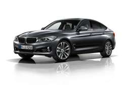 The new BMW 3 Series Gran Turismo – Sport Line. (02/2013)