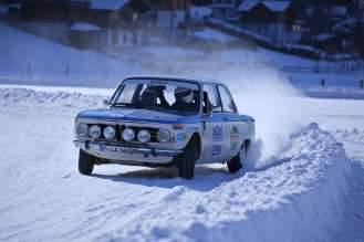 BMW 2002 TI, Historic Ice Trophy 2013, (01/2013)