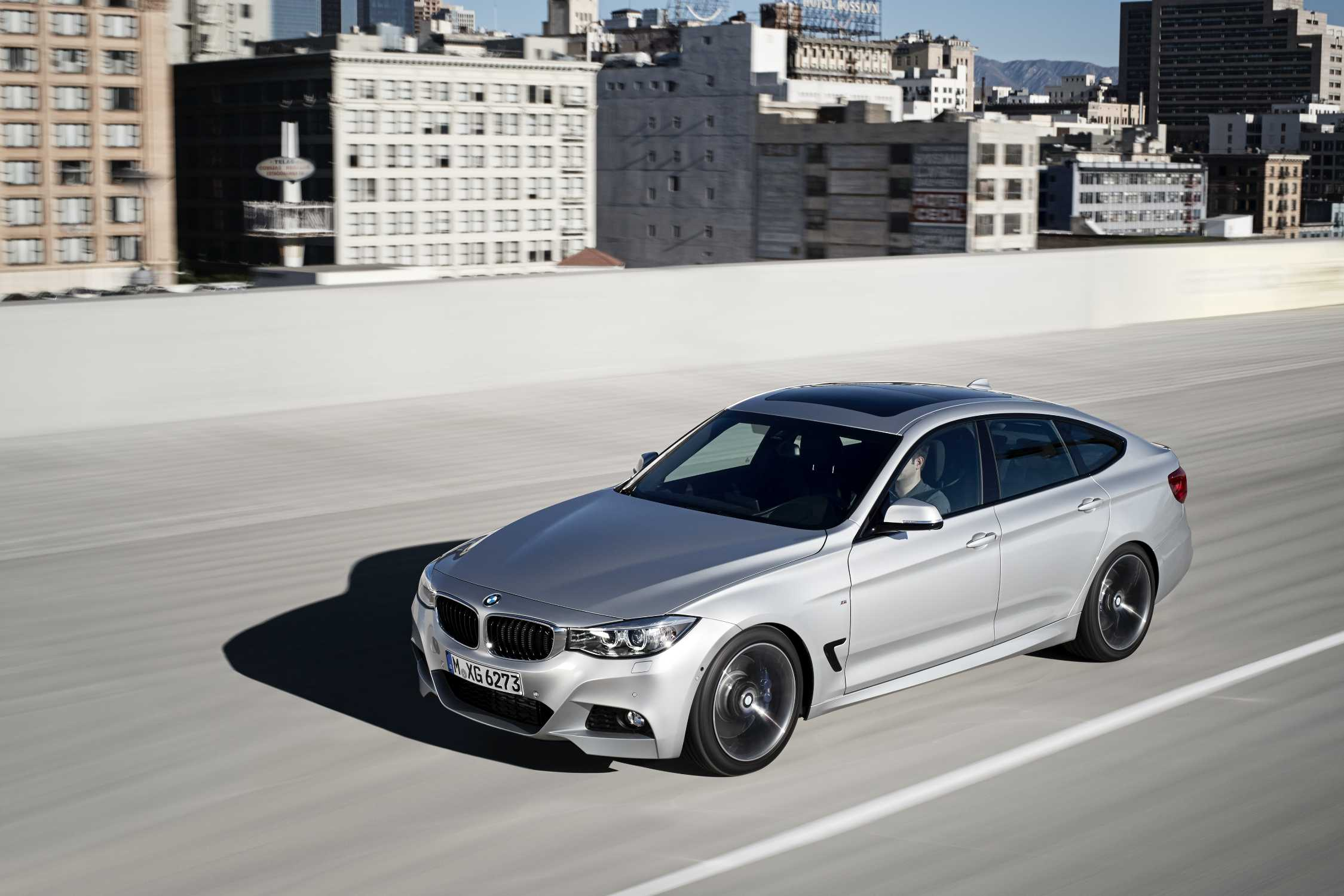 The all new bmw 3 series gran turismo sciox Choice Image