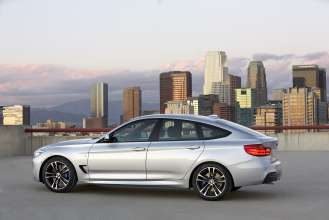 The new BMW 3 Series Gran Turismo – M Sport Package. (02/2013)