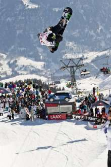 MINI. Burton European Open Laax (01/2013).