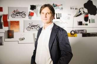 Edgar Heinrich, Leiter BMW Motorrad Design (01/2013)