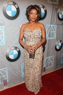 BEVERLY HILLS, CA - FEBRUARY 02: Alfre Woodard arrives to the 17th Annual Art Directors Guild Awards For Excellence In Production Design presented by BMW at The Beverly Hilton Hotel on February 2, 2013 in Beverly Hills, California.  (Photo by Jonathan Leibson/WireImage) *** Local Caption *** Alfre Woodard (02/2013)