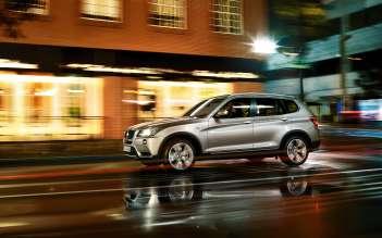 BMW X3 Chrome Line Edition (02/2013)