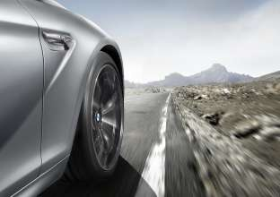 BMW M6 Gran Coupe. (02/2013)