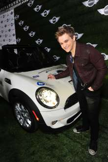 MINI goes Grammy. After show party 2013. Hunter Hayes (02/2013)