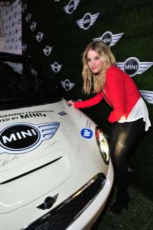 MINI goes Grammy. After show party 2013. Ashely Benson (02/2013)