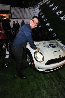 MINI goes Grammy. After show party 2013. JC Chasez (02/2013)
