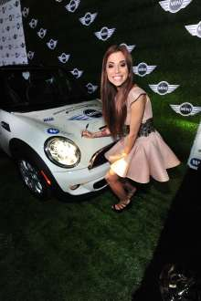 MINI goes Grammy. After show party 2013. Christina Perri (02/2013)