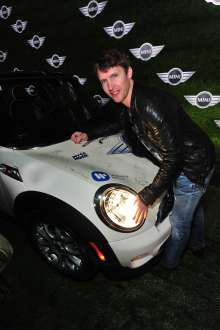 MINI goes Grammy. After show party 2013. James Blunt (02/2013)