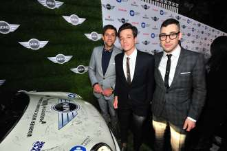 MINI goes Grammy. After show party 2013. FUN (02/2013)