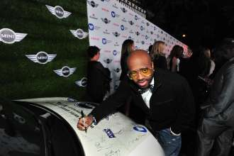 MINI goes Grammy. After show party 2013. Jermaine Dupri (02/2013)