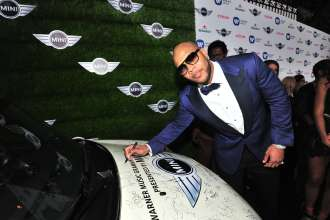 MINI goes Grammy. After show party 2013. Flo Rida (02/2013)