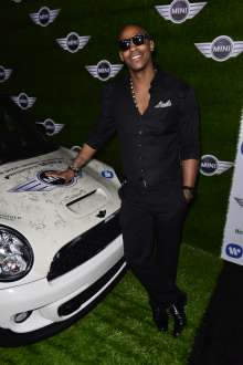 MINI goes Grammy. After show party 2013. Mehcad Brooks (02/2013)