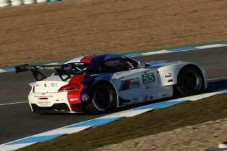 Jerez de la Frontera (ES) 13th February 2013. BMW Motorsport, BMW Z4 GTE. This image is copyright free for editorial use © BMW AG (02/2013).