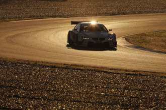 Jerez de la Frontera (ES) 13th February 2013. BMW Motorsport, Andy Priaulx`s Crowne Plaza BMW M3 DTM. This image is copyright free for editorial use © BMW AG (02/2013).