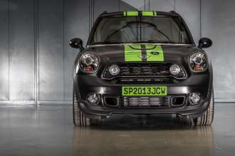 MINI John Cooper Works Countryman ALL4 Dakar Winner 2013. (3/2013)