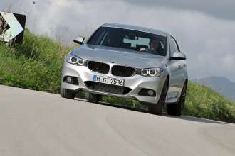 BMW 335i Gran Turismo - M Sport Package (03/2013).