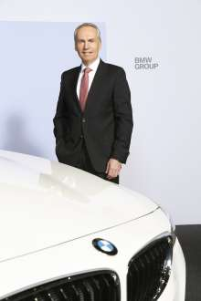 Annual Accounts Press Conference of BMW AG in Munich on 19 March 2013. Dr. Friedrich Eichiner, Member of the Board of Management of BMW AG, Finance.