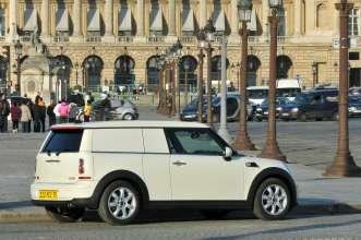 The MINI Clubvan. (03/2013)