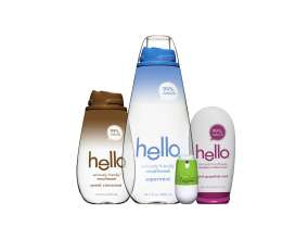 BMW Group DesignworksUSA creates design solution for hello's family of oral care products. (03/2013)