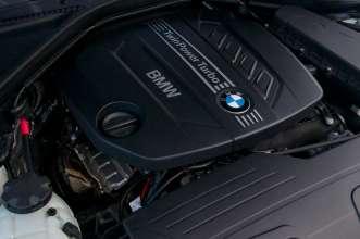 BMW 328d Sedan. (03/2013)
