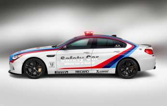BMW M6 Gran Coupe Safety Car. (04/2013)