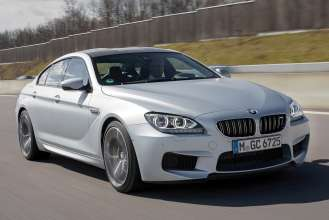 BMW M6 Gran Coupe >> The Bmw M6 Gran Coupe