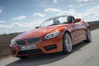 Der neue BMW Z4 (04/2013)