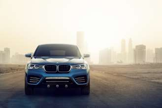 BMW Concept X4 (04/2013)