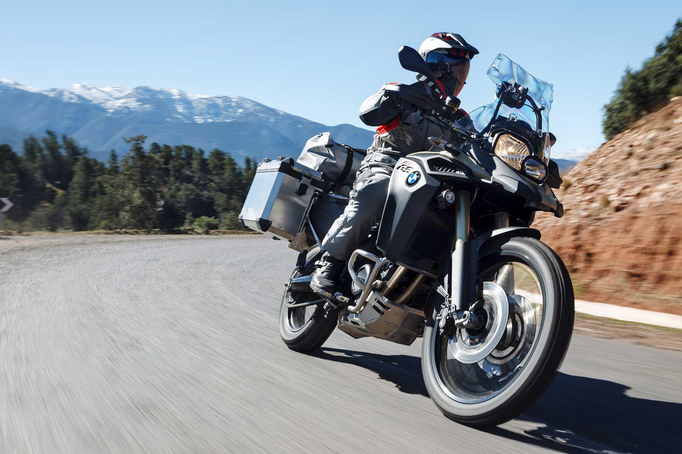 Мотоцикл БМВ ф800гс #6