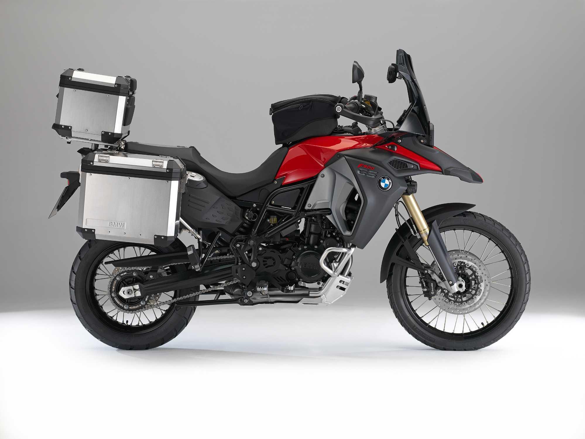 Мотоцикл БМВ ф800гс #4