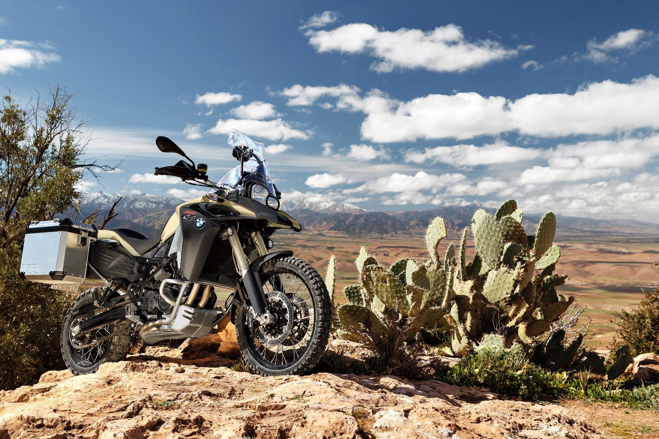 Мотоцикл БМВ ф800гс #7
