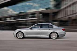 The new BMW 5 Series Sedan (Luxury Line) (05/2013)