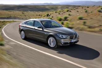 The new BMW 5 Series Gran Turismo (Luxury Line) (05/2013)