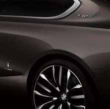 BMW Pininfarina Gran Lusso Coupé. Detail. (05/2013)