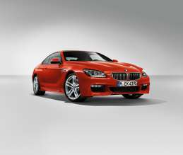 BMW 650i Coupe M Sport Edition. (05/2013)