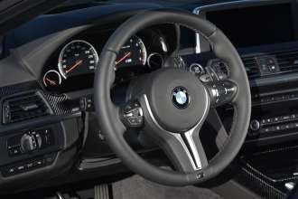 The new BMW M5. Interior. (05/2013)