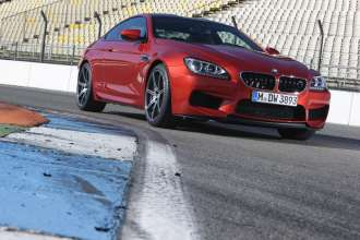 The BMW M6 Coupe Competition Package. Exterior. (05/2013)