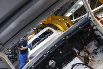 BMW Plant Munich Production,  Assembly Finish (06/2013)