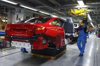 BMW Plant Munich Production, Assembly Seats (06/2013)