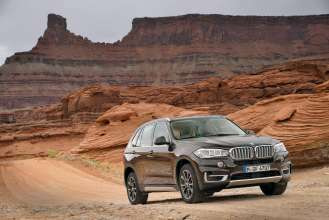 The new BMW X5 xDrive50i, Design Pure Experience, Sparkling Brown (05/2013)