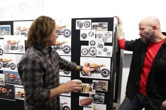 BMW Motorrad. Concept Ninety. Design process (05/2013)