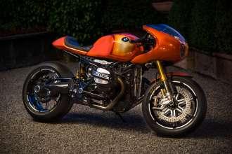 BMW Motorcycle at the Concorso d'Eleganza Villa d'Este (05/13)
