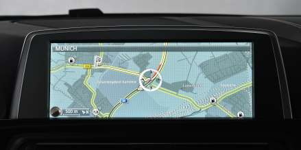 BMW ConnectedDrive, Realignment, Real Time Traffic Infomation (06/2013)